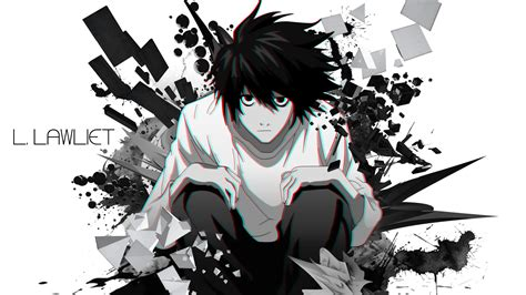 Death Note L Wallpaper 1080p  Wwwpixsharkcom Images