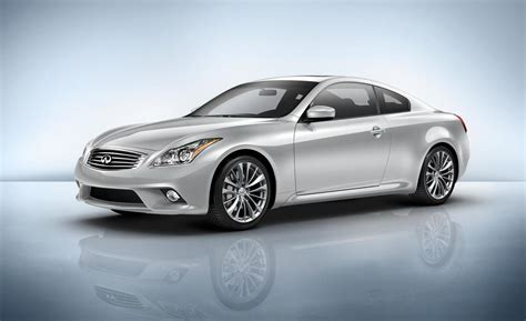 infiniti  coupe awd review