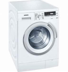 Waschmaschine Und Trockner In Einem : die siemens waschmaschine wm14s4g3 waschmaschinen und trockner g nstig kaufen ~ Bigdaddyawards.com Haus und Dekorationen