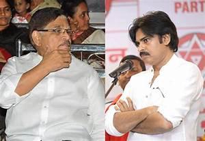 Pawan Kalyan: allu aravind did mistake says janasena party ...