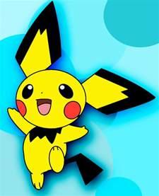 How to Draw Pokemon Pichu