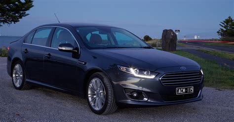 2015 ford falcon review photos caradvice