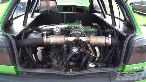 insane vw golf gti vr   engines   hp