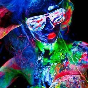 Pin Neon Body Paint on Pinterest