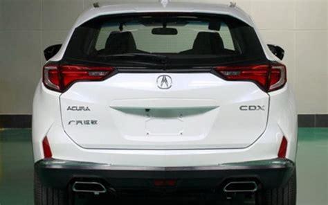 Comparison  Acura Cdx 2017  Vs  Vauxhall Grandland X