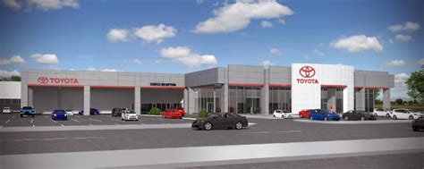 new toyota dealership romeoville approves site plan for new thomas toyota