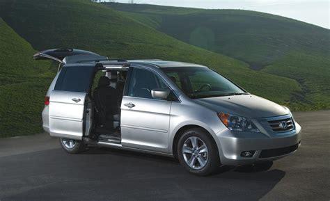 Best Family Vans Best 2013 Minivans For Your Family