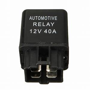 12v 40a Led Fog Light Wiring Harness Laser Rocker Switch
