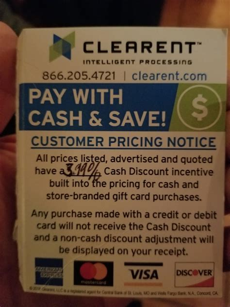 Credit card issuers typically require a minimum income for a credit card. Saw this at a restaurant. A 3.99% credit card surcharge. I thought this was illegal in NY ...