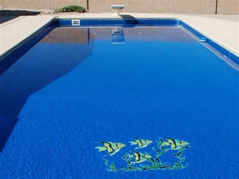 Swimming Pool Paint Colors & Diamond Finishes -viking Pools