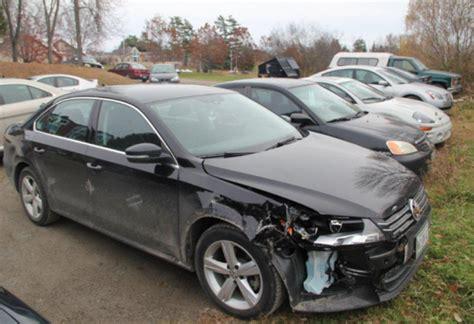 buying crashed cars