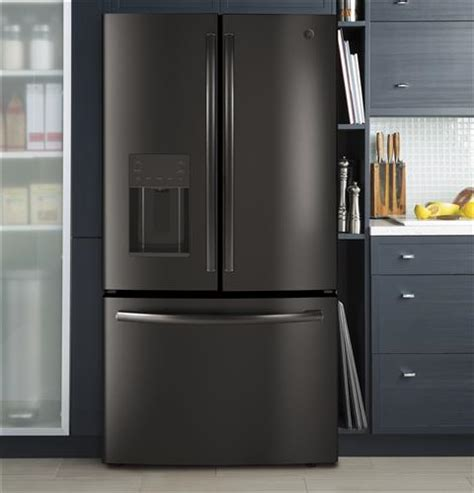 ge series gfej energy star  cu ft french door refrigerator  appliances