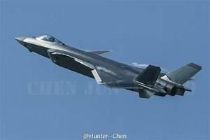 [J-20] Chengdu J-20 stealth fighter vs F-22 & F-35 – World ...