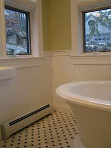 Wainscoting ask the builderask the builder for Installing wainscoting in bathroom