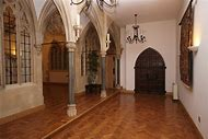 Old Gothic Victorian Mansion Interiors