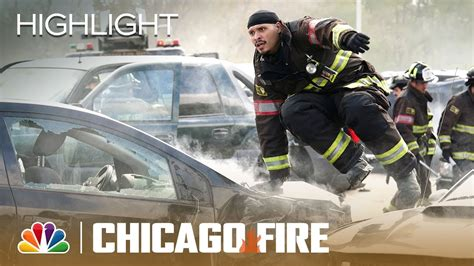 Cadet Car Accident : Chicago Fire (episode Highlight)