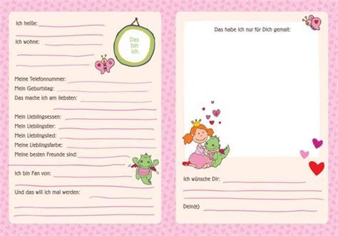 goldbuch kindergarten freundebuch pinky queeny din  art