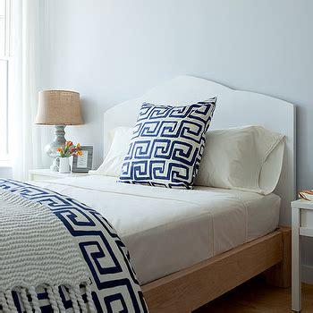 greek key bedding contemporary boys room