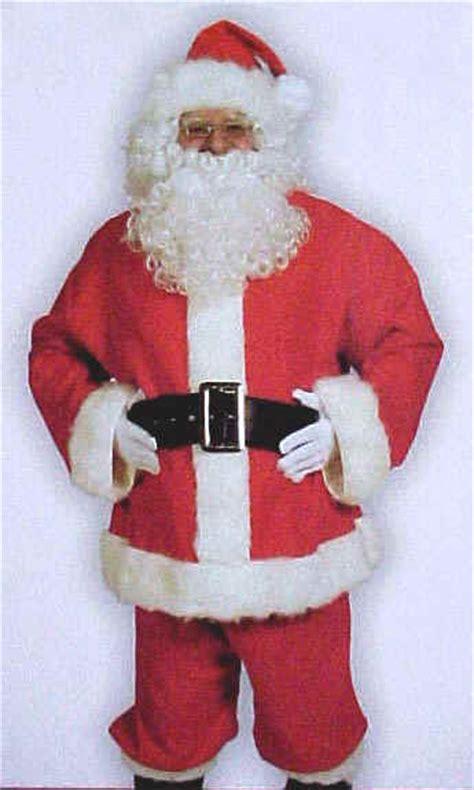 santa suits on sale santa bells gloves toy bag closeout