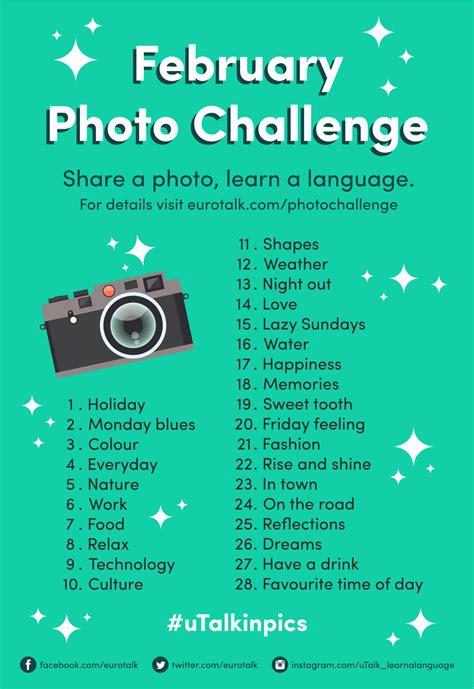 The Eurotalk February Photo Challenge  Eurotalk Blog