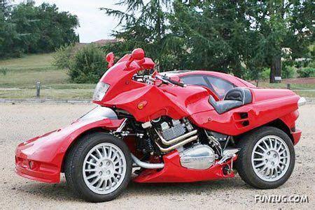 Amazing Car Cum Bike Funzugcom