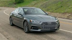 Check Out The Curvaceous And Capacious 2018 Audi A5