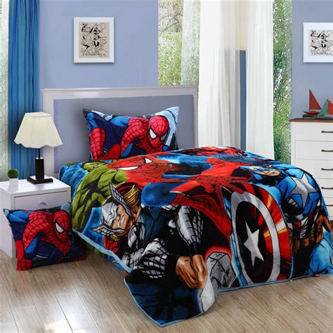 great queen size avengers bedding atzinecom