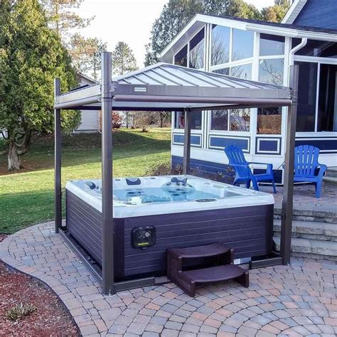 We've got a few to share with you, and we hope that you'll consider them as you install your own hot tub. When people want the best place to serve them, the best furniture that will make them relax ...