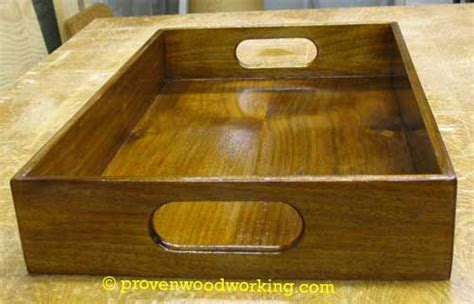 wood tray     diy ideas pinterest wood tray woodworking  woodworking
