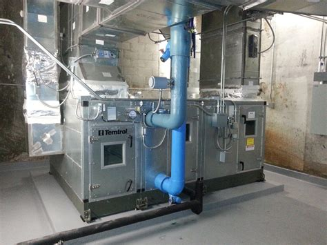 ahu types components  configurations consulting