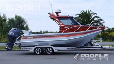 Aluminum Alloy Boats For Sale by Profile Boats 635h Alloy Aluminium Plate Fishing