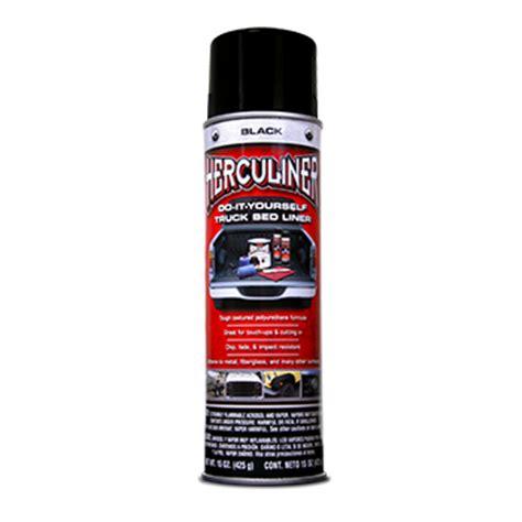aerosol bed liner herculiner truck bed liner kit herculiner roll on truck