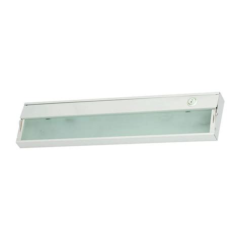 electric cabinet lighting electric 24 in soft white led cabinet
