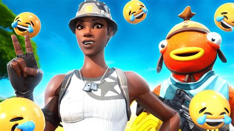 This Fortnite Video Cured My Depression Really Funny
