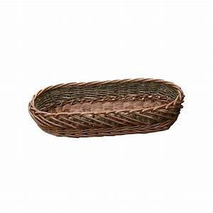 Buy Wicker French Bread Basket online from The Basket Company
