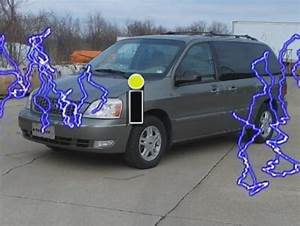 Custom Fit Vehicle Wiring For 2005 Ford Freestar
