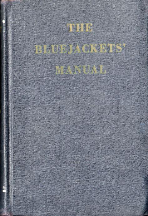 bluejackets manual fourteenth edition united states