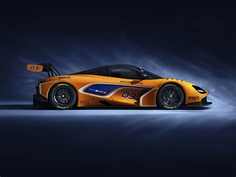Mclaren 720s Gt3 On Track For 2019 Race Debut Autoevolution