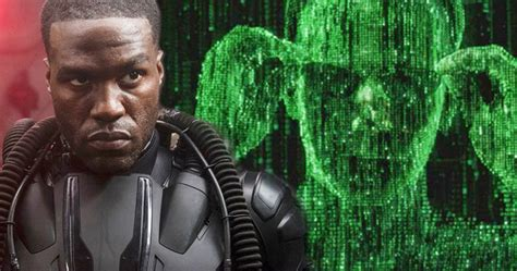 matrix   aquaman star yahya abdul mateen ii  lead role