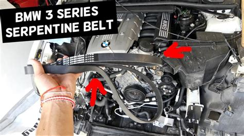 Bmw Serpentine Belt Replacement Diagram
