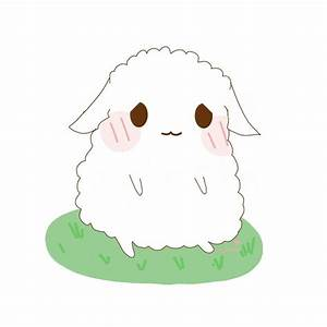 Cute chibi Sheep by Laylesta on DeviantArt