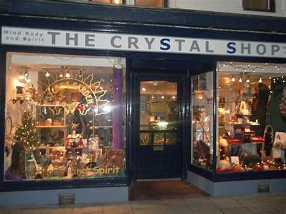 Crystal Crystals Choosing