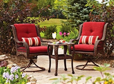 Home And Garden Outdoor Furniture better homes and gardens lake merritt cushions walmart