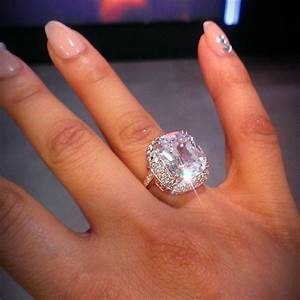 glamorous the ring pinterest ring bling and diamond With big rock wedding rings