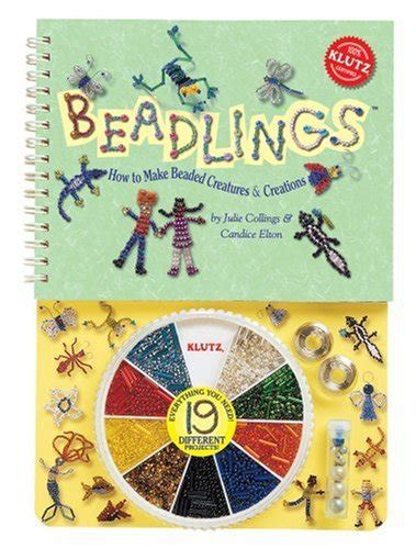 beadlings    beaded creatures creations