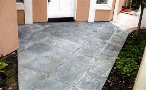 fullerton tile slate patio restoration cleaning in fullerton orange county