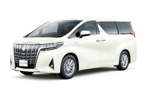 Review Toyota Alphard by 2019 Toyota Alphard Facelift Review Toyota Cars Models
