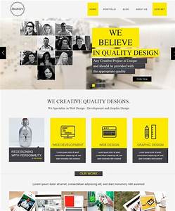27 best corporate html5 website templates With free html web templates