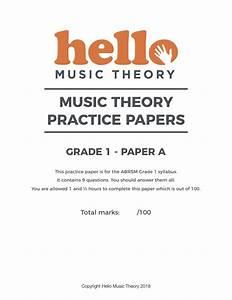 Pdf Music Theory Practice Exams