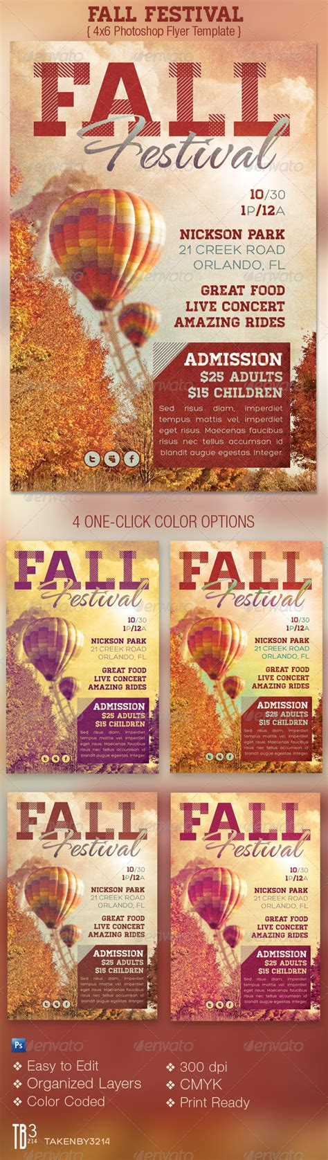 fall festival flyer template fall festival event flyer template by godserv2 graphicriver